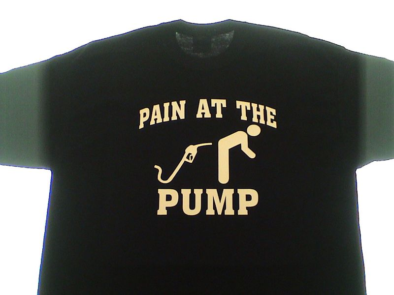Pain at pump